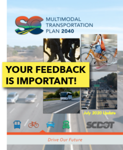 Tell the SCDOT what you think!